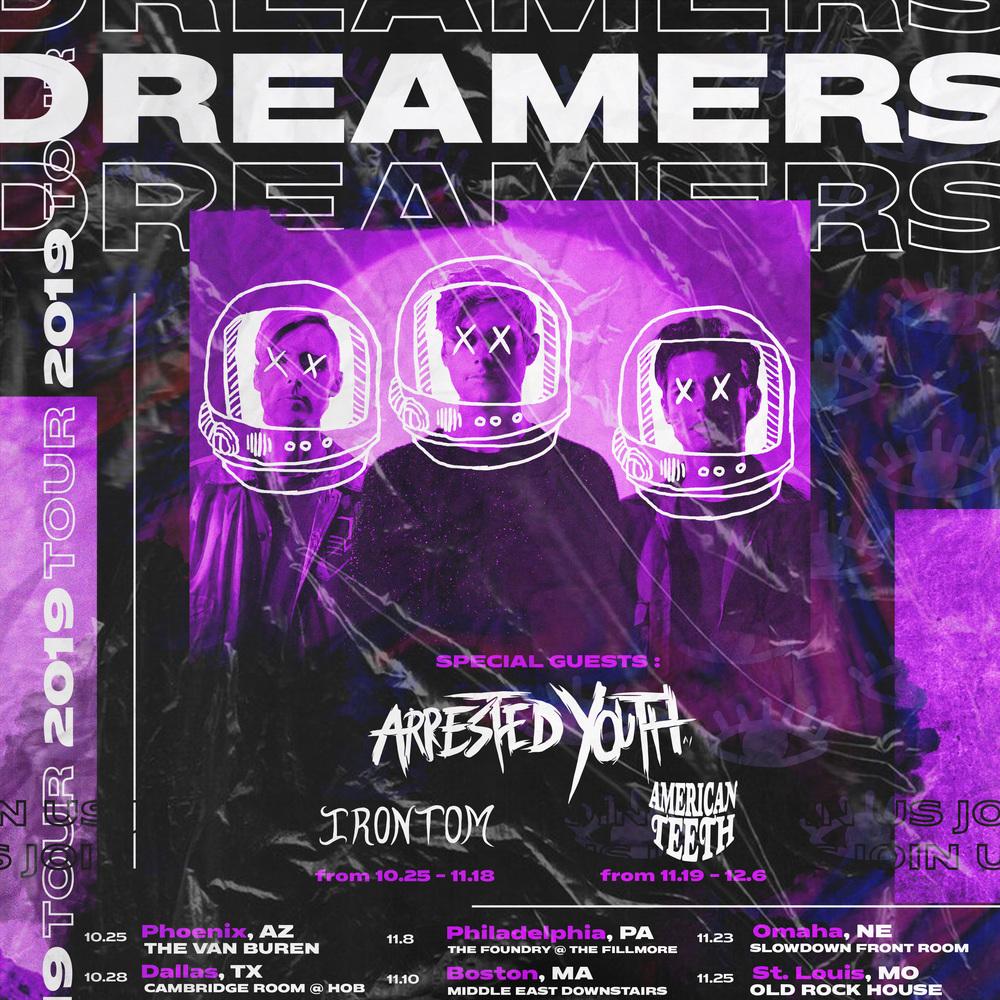 Dreamers US Tour
