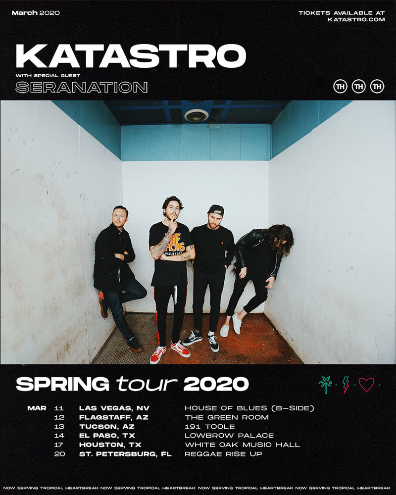 Spring Tour 2020 VIP (ticket included)