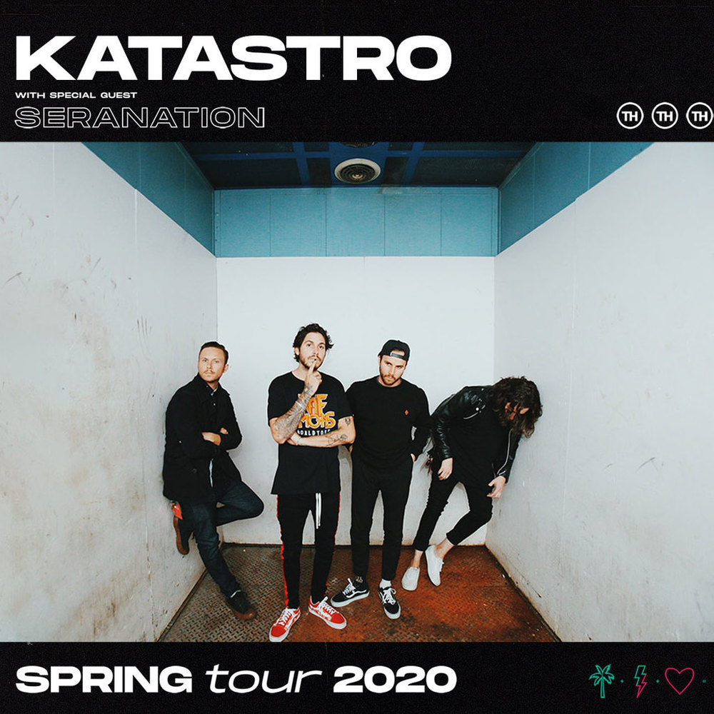"Spring Tour 2020 (ticket ""NOT"" included)"